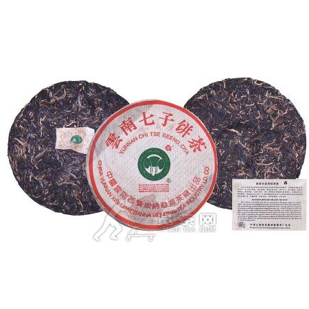 2004-班章生态(厚纸细条青贡饼)-401生