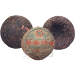 1998-勐海红带沱(有限公司版100克)-生