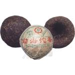 2002-勐海沱茶(茶厂版100克)-生