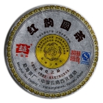 红韵圆茶100g