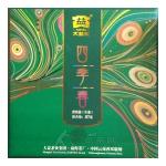 2014年大益四季春普洱茶(生茶)礼盒装357g
